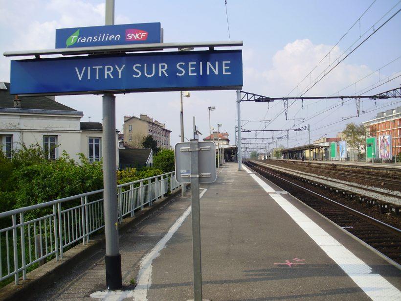 gare de Vitry